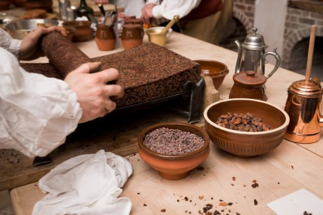 Hampton-Court-chocolate-kitchen
